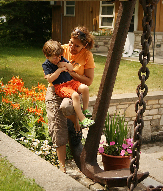 oliver-momma_gillsrock_july2011