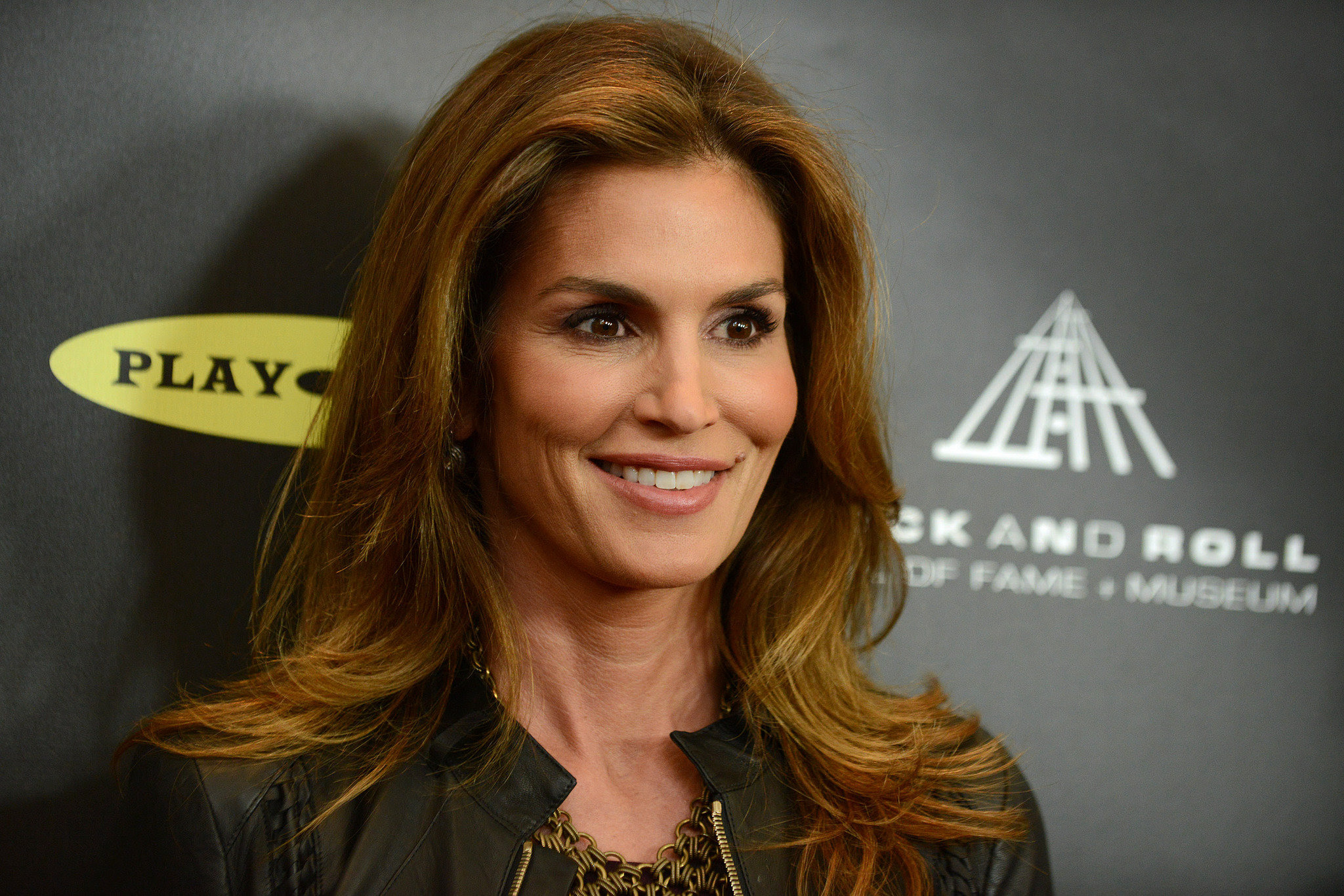Unretouched Cindy Crawford Photo From Marie Claire Creates