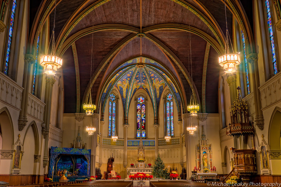 St. John the Evangelist Catholic Church - Indianapolis