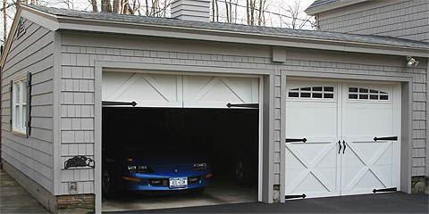 BilP Studios Garage Door