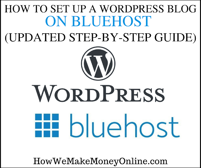 How to Set up a WordPress Blog on Bluehost (2019 Updated Guide)