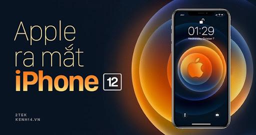 Trực tiếp sự kiện Apple ra mắt iPhone 12