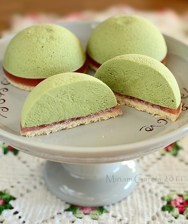 Matcha tea sweets 3