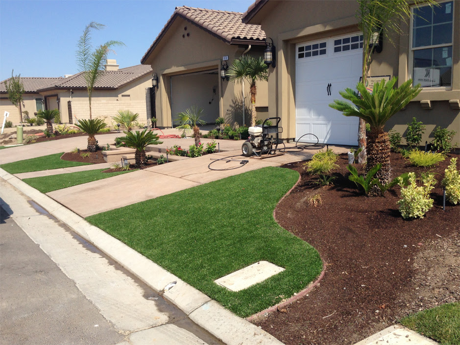 Artificial Grass Installation Utting Arizona Backyard Playground