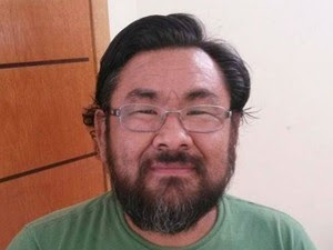 O professor de física da UFMT Milton Taidi Sonoda foi encontrado carbonizado em carro, em São Carlos (Foto: Reprodução/ Facebook)