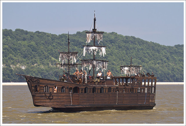 Pirates of the Mississippi 3