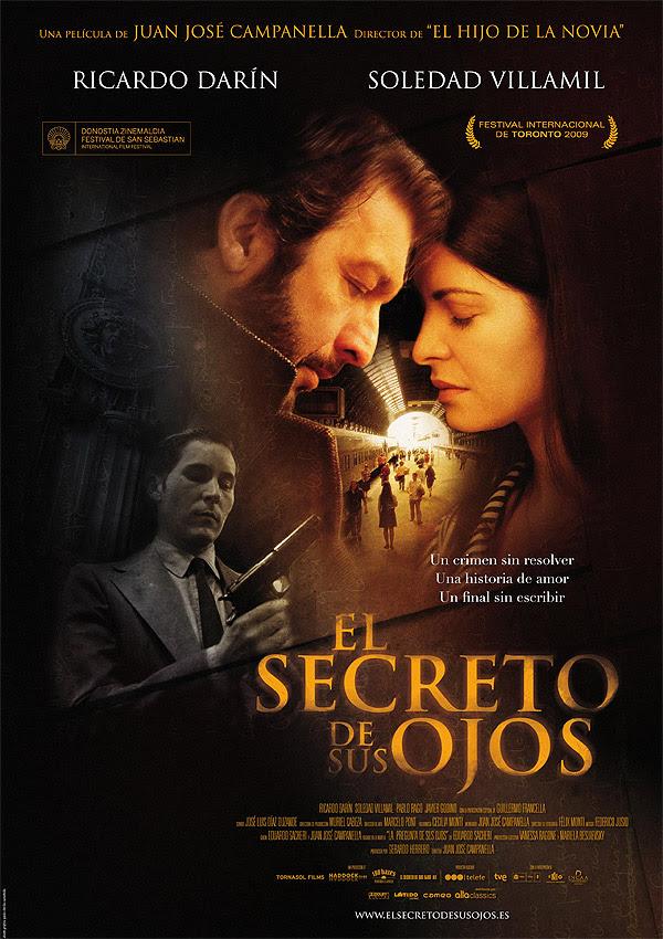 El secreto de sus ojos (Juan José Campanella, 2.009)