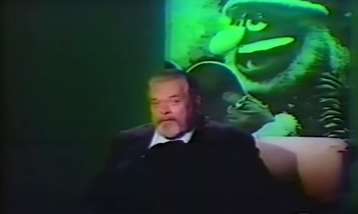 Orson and the Muppets