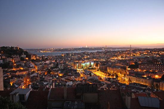Zdjęcia Miradouro da Senhora do Monte, Lizbona
