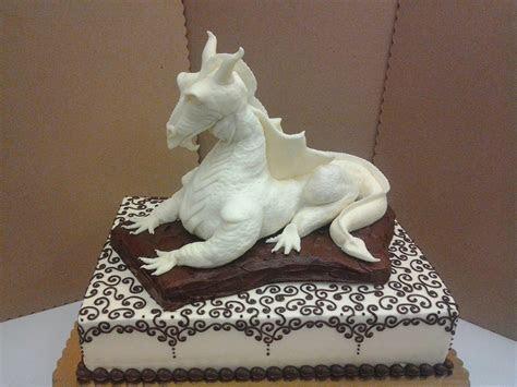 White Dragon   CakeCentral.com