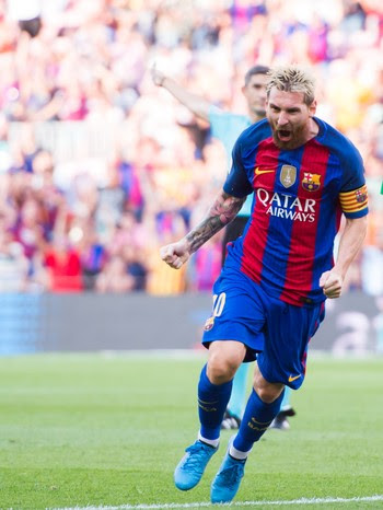 Messi Barcelona Betis (Foto: Getty Images)
