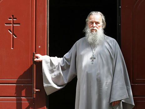 Parintele Pavel Odelheim