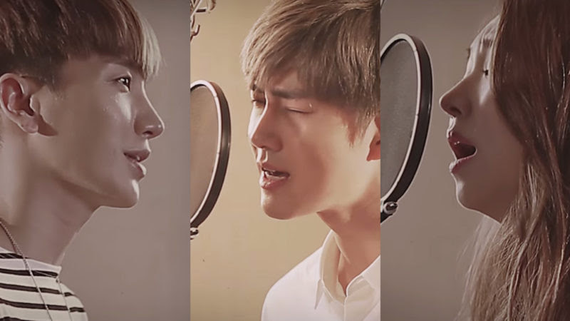 "Watch: Super Junior's Leeteuk, EXO's Suho, Kassy, And More Pay Tribute To National Athletes In ""My Hero"""