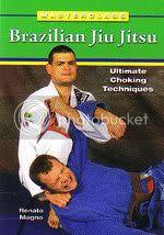 Masterclass BJJ: Ultimate Choking Book by Renato Magno