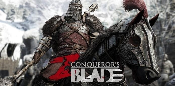 Conqueror's Blade – Sandbox medieval warfare MMO enters beta later this month