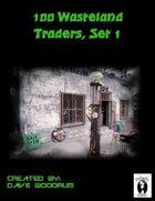100 Wasteland Traders, Set 1