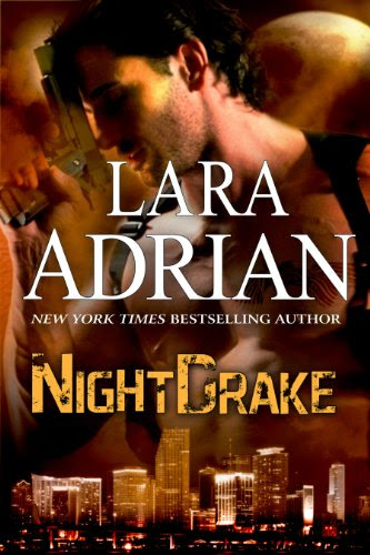 NightDrake (post-apocalyptic short story) by Lara Adrian