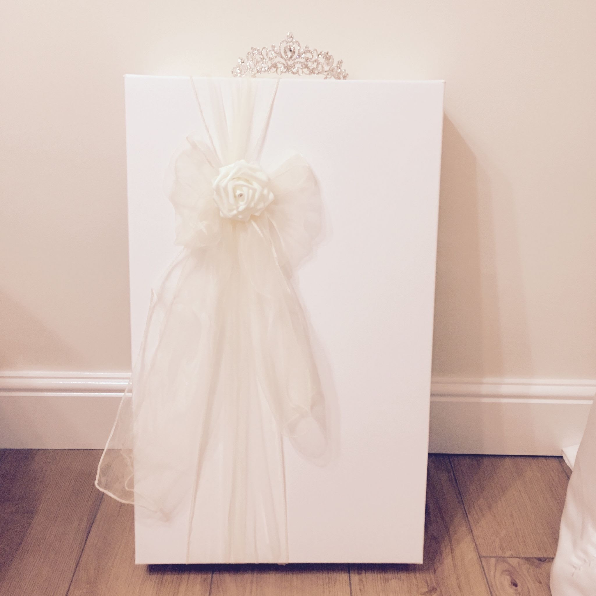 Marina Maitland Wedding Dress Wedding Dress Storage Box
