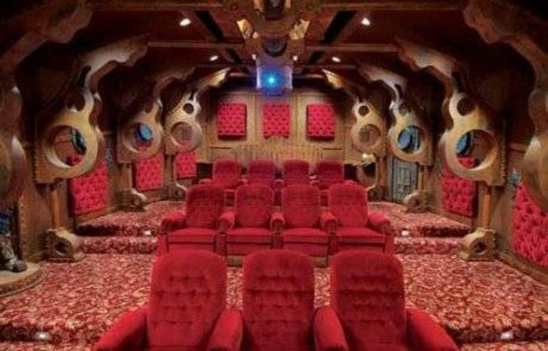 Home Theater Decor – What Are Some Options? / design bookmark #