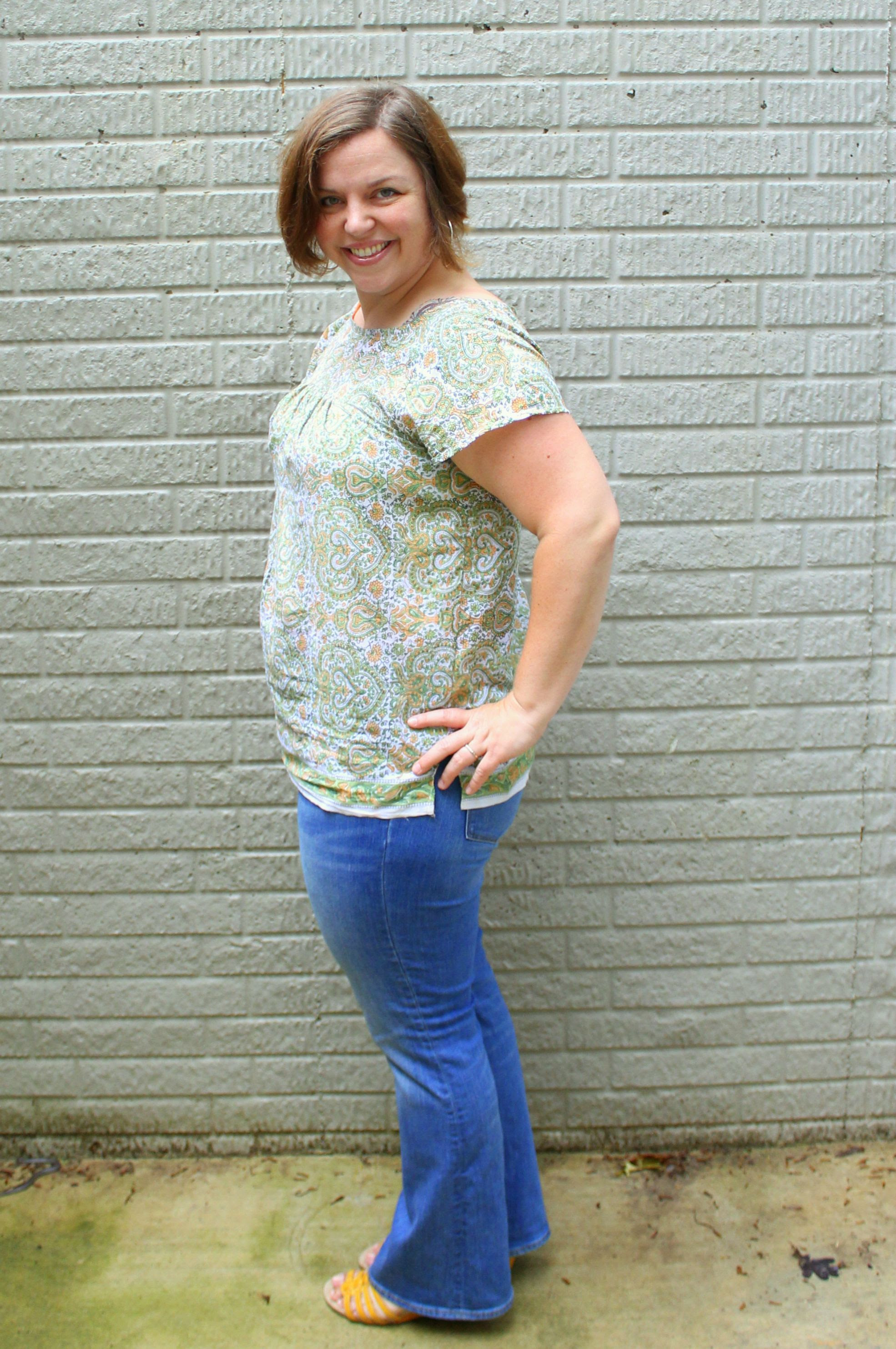 Waterfall Blouse by Make It Perfect    I freaking love this pattern!