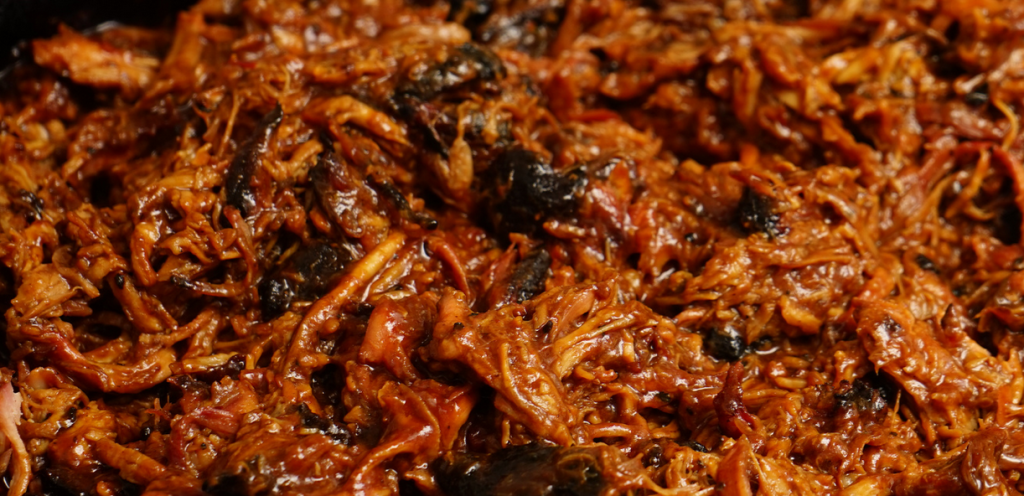 easy pulled pork recipe