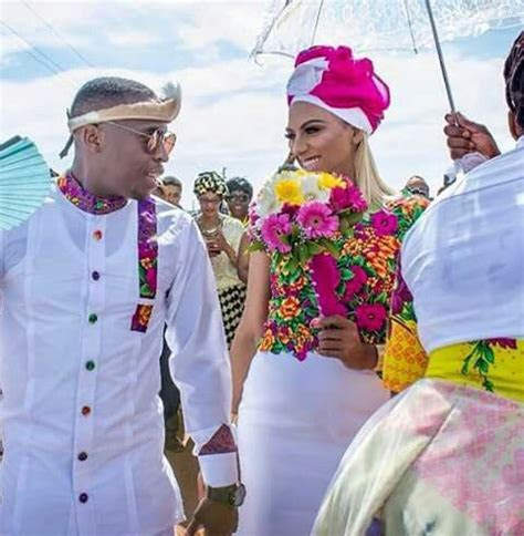 Tsonga bride at her best   My Africa in 2019   African