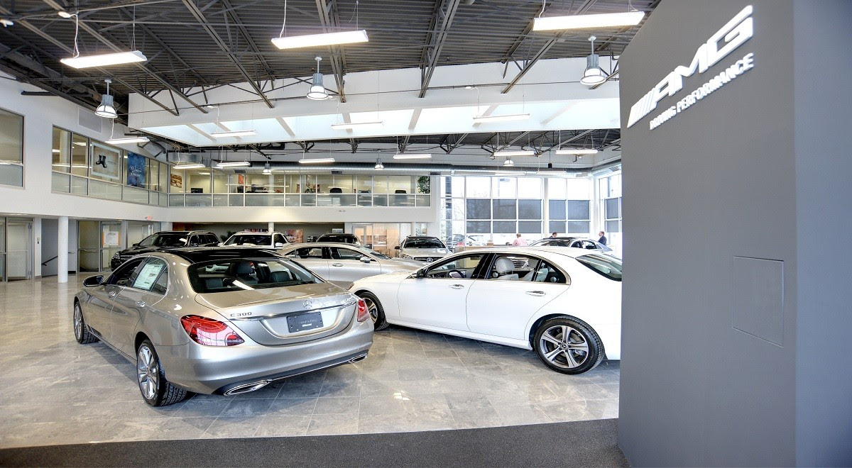 Crown Mercedes-Benz | Renier Construction