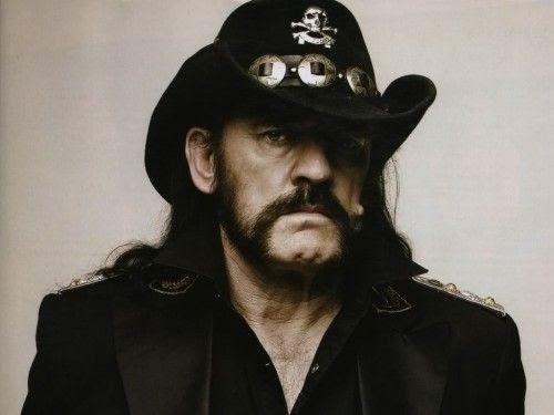Lemmy Kilmister, líder de Motorhead, tendrá su propia película