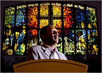 Obama Talk Fuels Easter Sermons