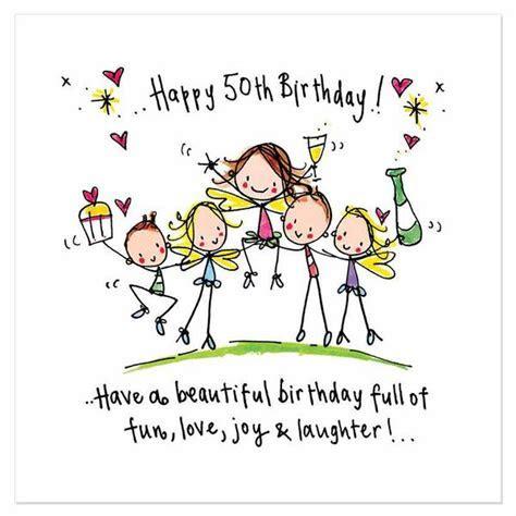 Happy 50th Birthday! Have a beautiful birthday full of fun