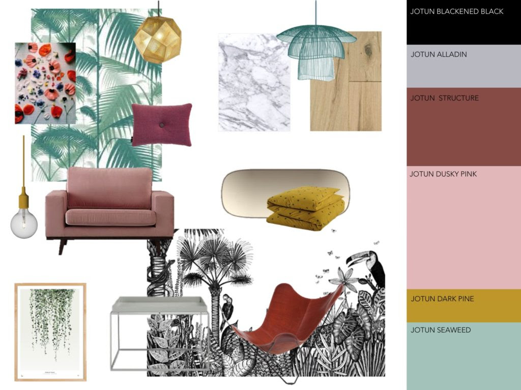 INSPIRATION BOARD - THE HOUSE PROJECT • Live Loud Girl