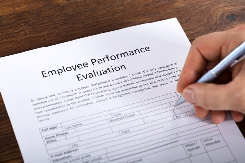 Fostering employee growth with performance evaluation