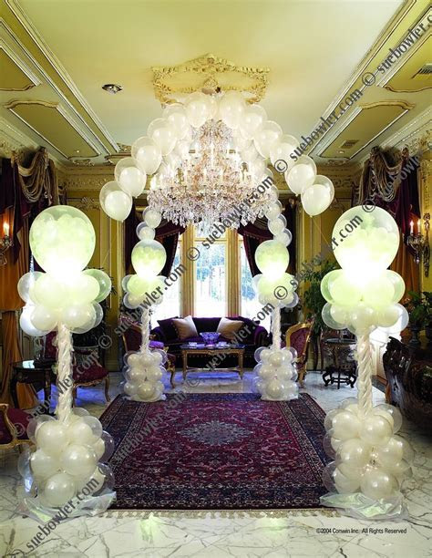 91 best images about Balloon Canopies & Dancefloors on