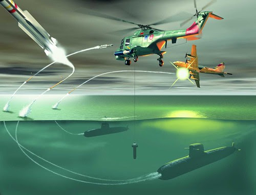 2012.10.26 - DCNS innovates with a new weapon system for submarines_anti-aircraft self-defence@DCNS 01 by Chindits