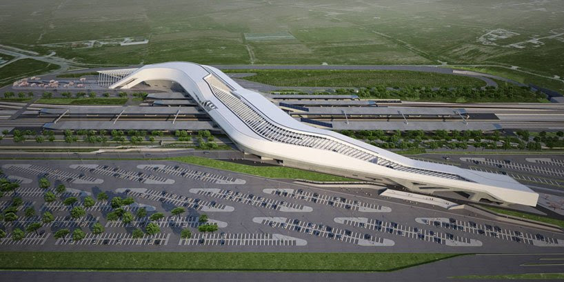 work to resume on afragola station by zaha hadid in naples