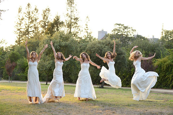 13 Ways to repurpose your wedding dress