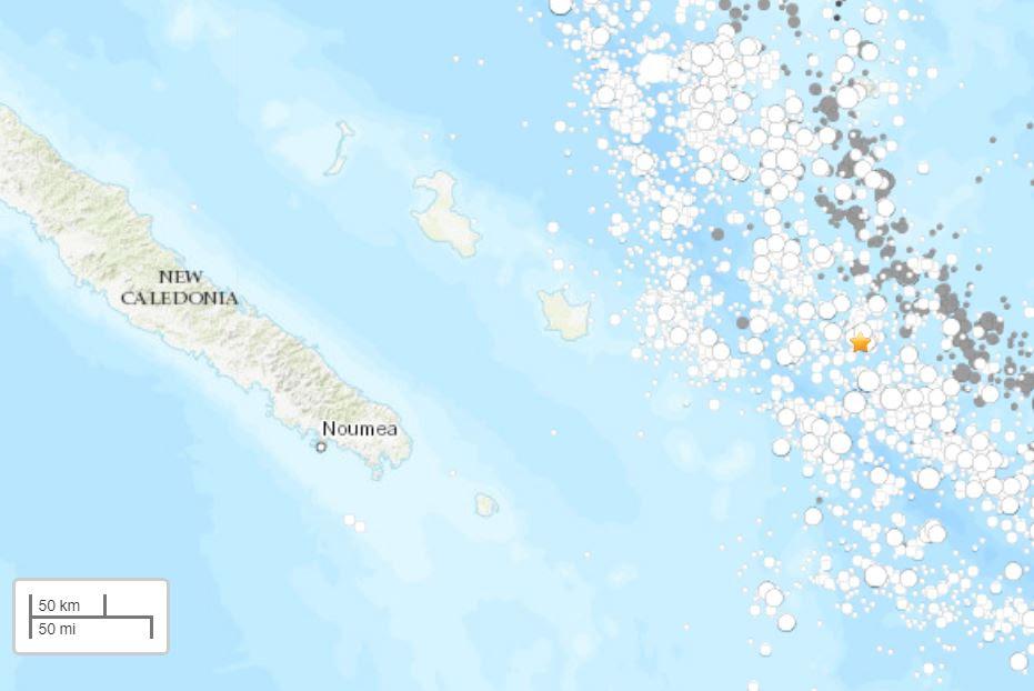 σειρά ισχυρών σεισμών νέα caledonia, σειρά ισχυρών σεισμών νέα caledonia μπορεί 19 2019, σειρές ισχυρών σεισμών νέο χάρτη caledonia