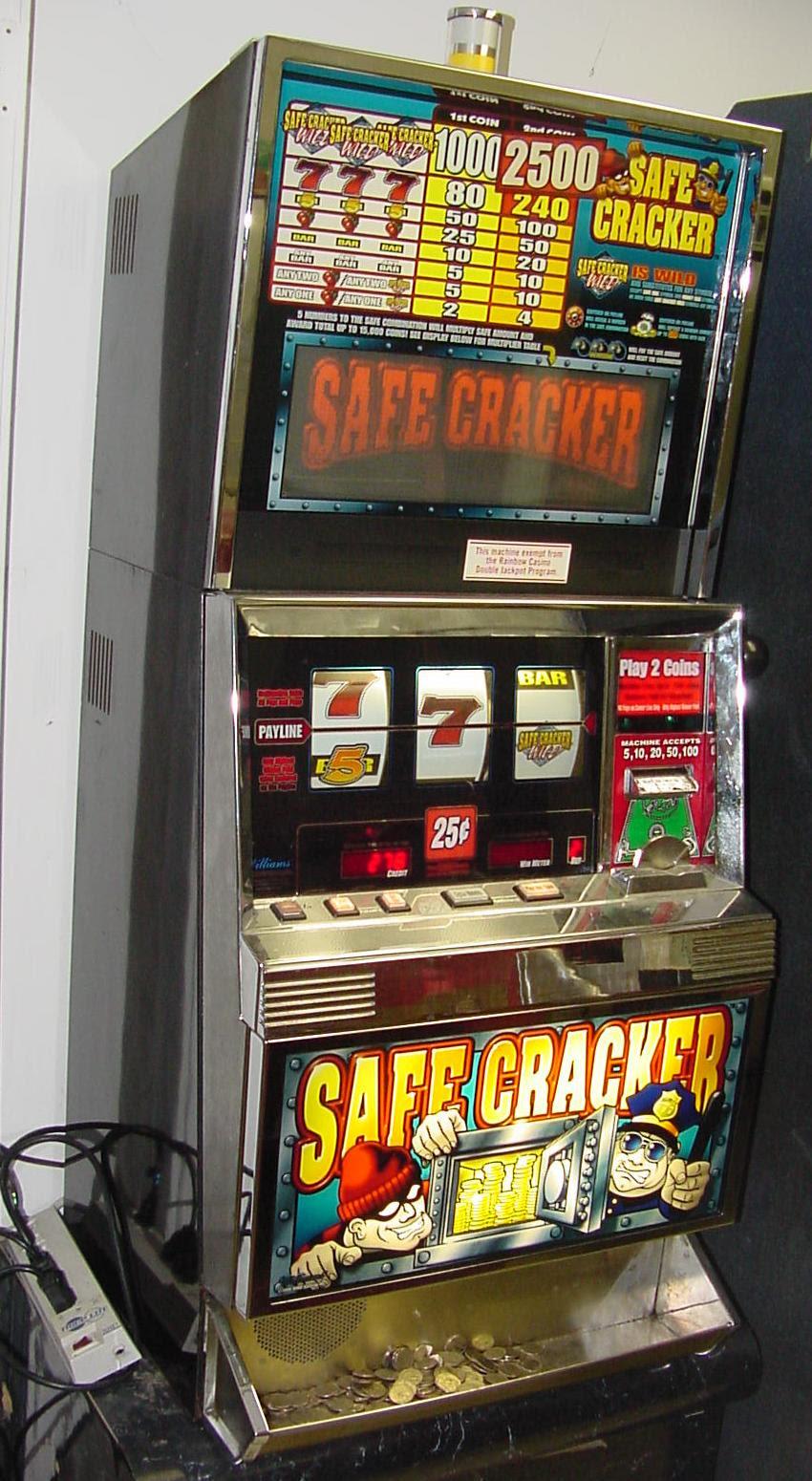 Slot machine near me