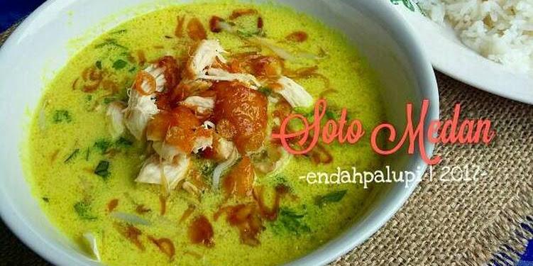 Resep Soto Ayam Medan Oleh Endah Palupi