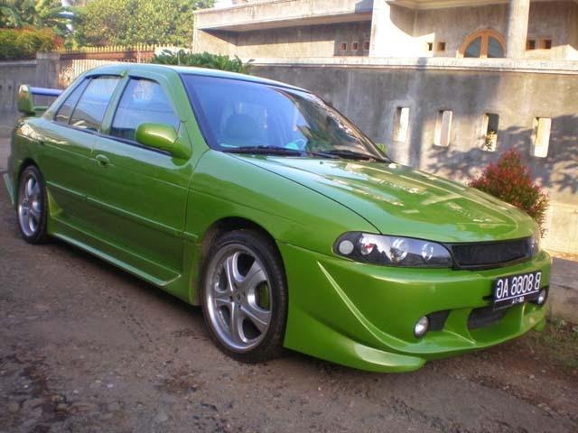 Modifikasi Blog: Modifikasi mobil sedan