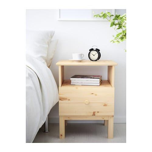 TARVA Bedside table - IKEA