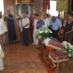 Vizita pastorala in parohia Sanmihaiu Roman (4)