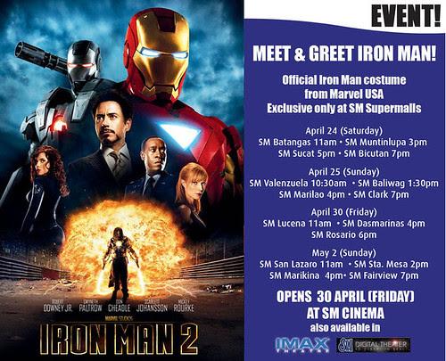 iron man event