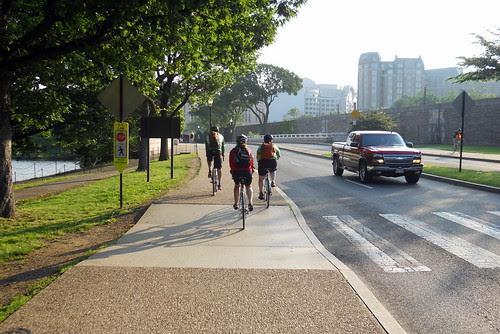 Bike to Work Day, 2011