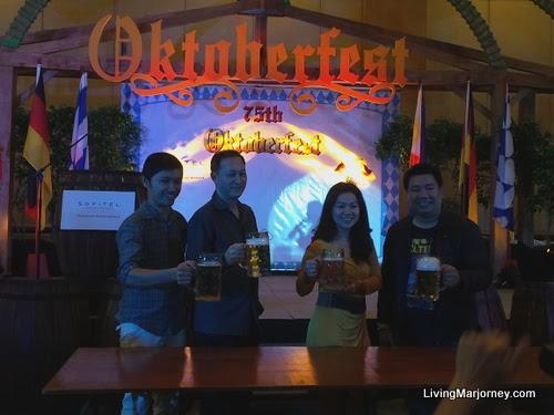 75th Oktoberfest at Sofitel Philippine Plaza