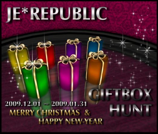 Je*Republic Hunt