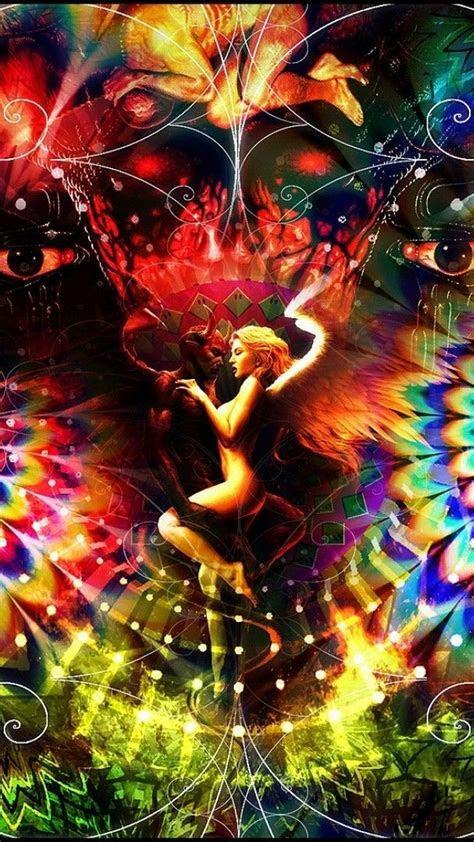 iphone  wallpaper psychedelic art   iphone wallpaper
