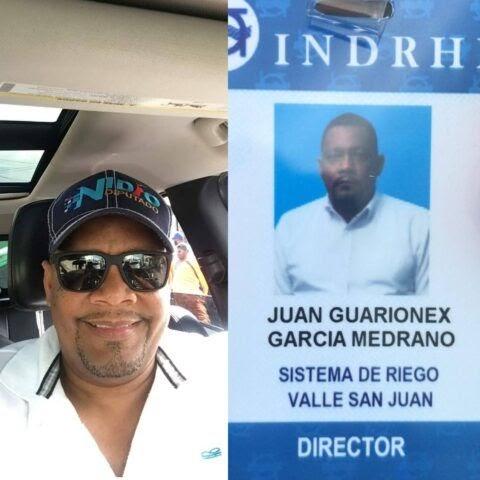 EN SAN JUAN; DESIGNAN NUEVO DIRECTOR REGIONAL EN EL INDRHI