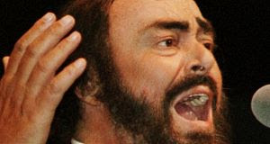 Will the real Pavarotti please stand up?