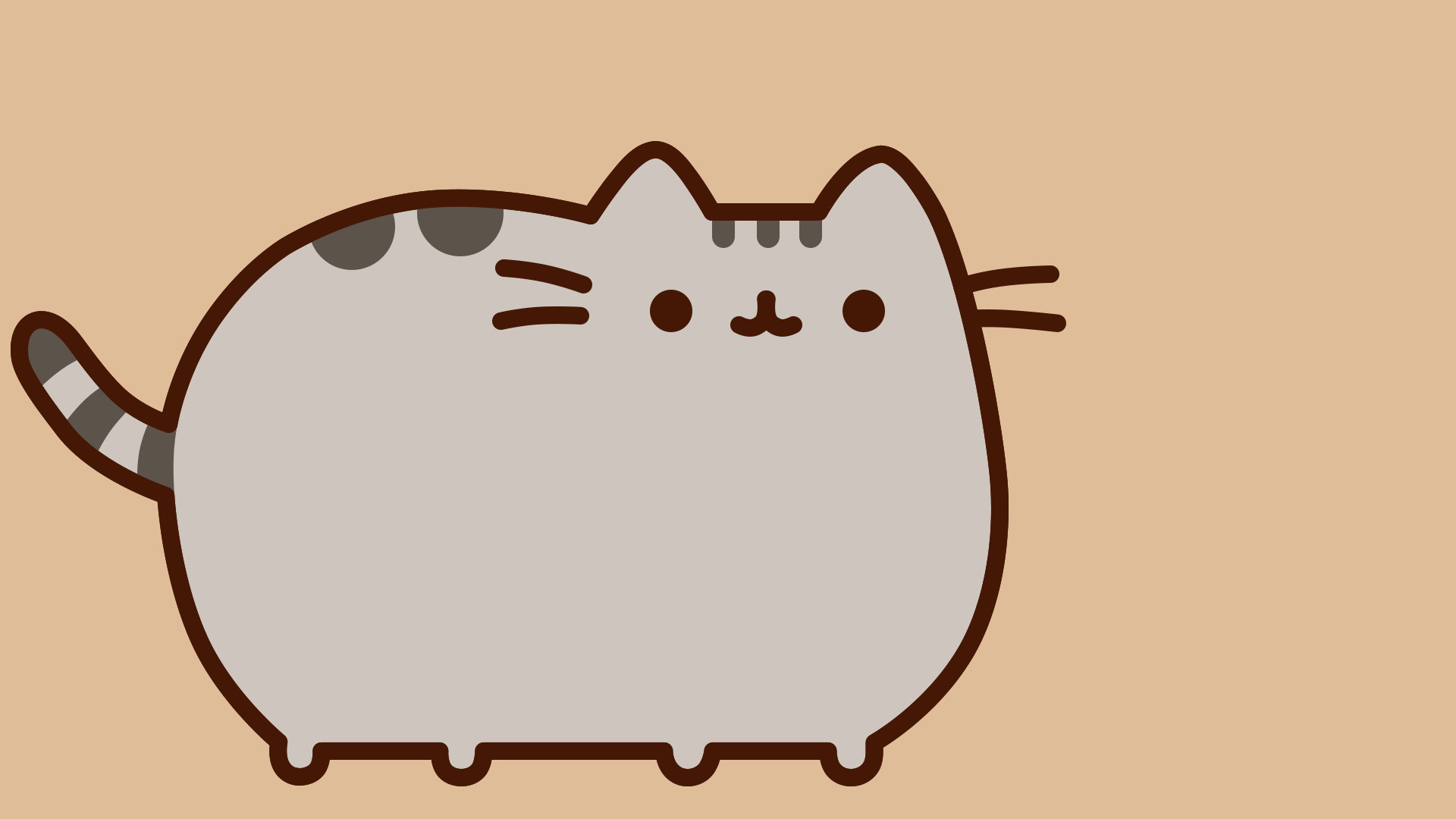 Awesome Aesthetic Cartoon Cat Wallpaper Hd For Mobile Photos